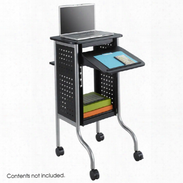 Presentation Cart By Safco Office Furniture