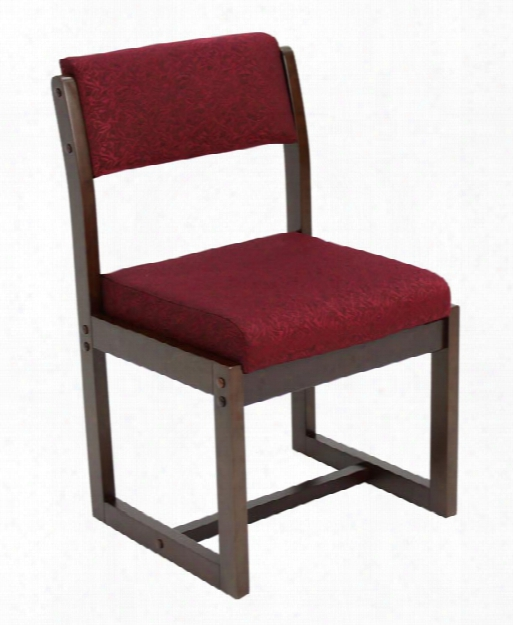 Sled Base Guest Chair By Regency Furniture