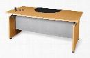 """72"""" Milano Designer Desk by OFM"""