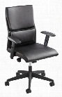"""Tuviâ""""¢ Mid Back Executive Chair by Safco Office Furniture"""