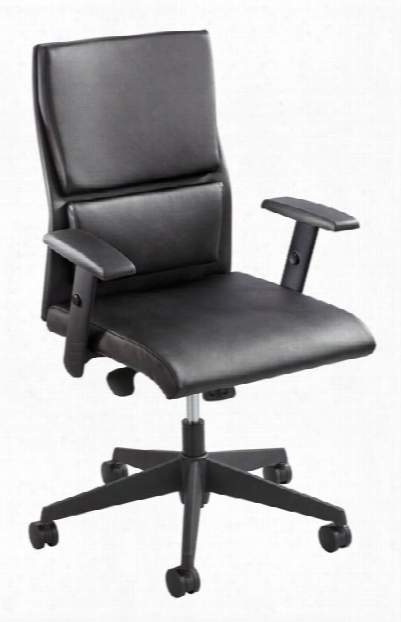 "Tuviâ""¢ Mid Back Executive Chair By Safco Office Furniture"