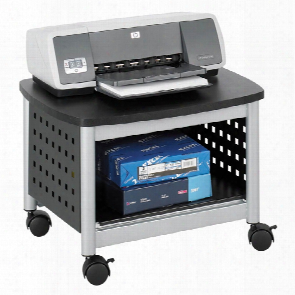 Underdesk Printer Stand By Safco Office Furniture
