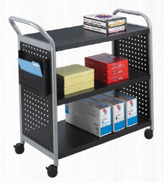 Utility Cart By Safco Office Furniture