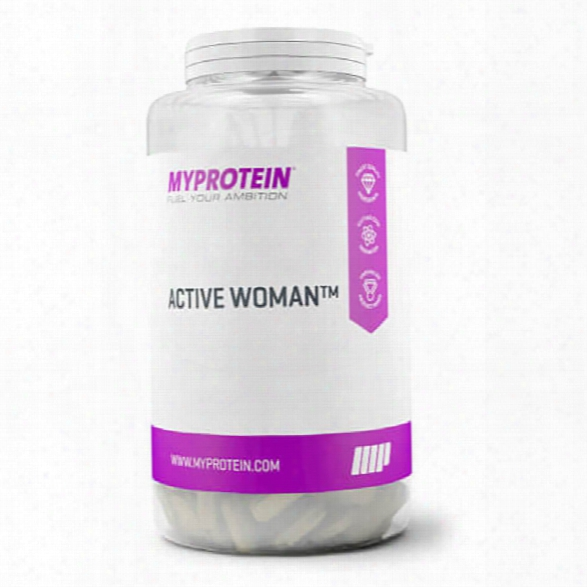 Active Woman, 120 Tablets (usa)