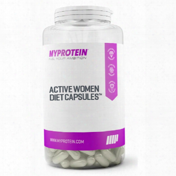Active Woman Diet Capsules - 180 Capsules (usa)
