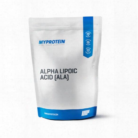 Alpha Lipoic Acid (ala) - Unflavored - 0.2lb