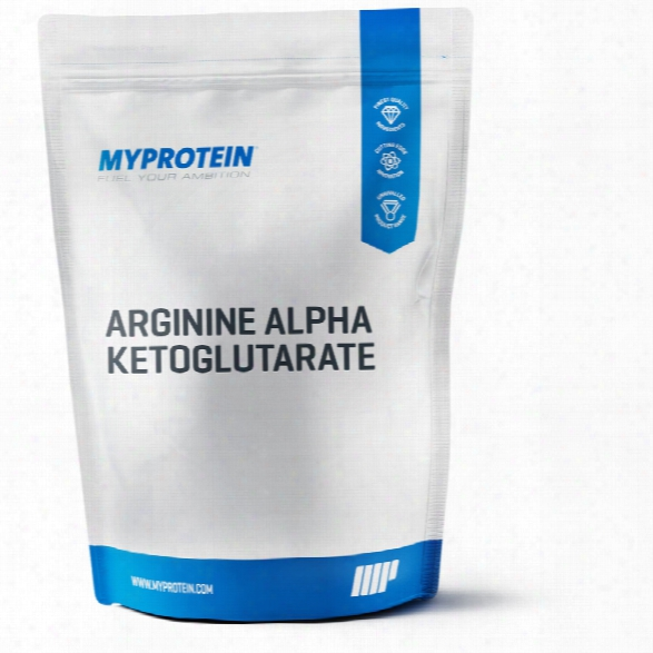 Arginine Alpha Ketoglutarate (aakg) - Unflavored - 1.1lb