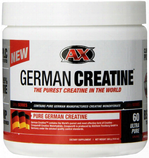 Athletic Xtreme German Creatine - 60 Servings
