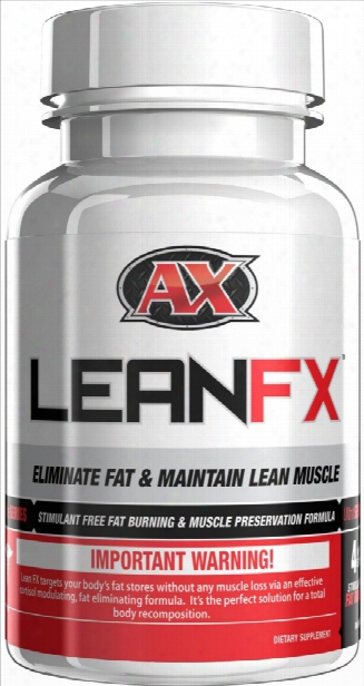 Athletic Xtreme Lean Fx - 84 Capsules