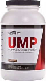 Beverly International Ultimate Muscle Protein - 2lbs Rocky Road