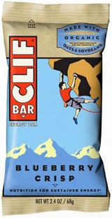 Clif Clif Bars - Box Of 12 Blueberry Crisp