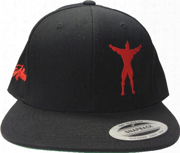 Cutler Athletics Undisputed Snapback - One Size Red