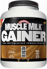 Cytosport Muscle Milk Gainer - 5lbs Chocolate