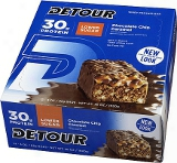 Detour Detour Bar (low Sugar) - Box Of 12 Caramel Peanut