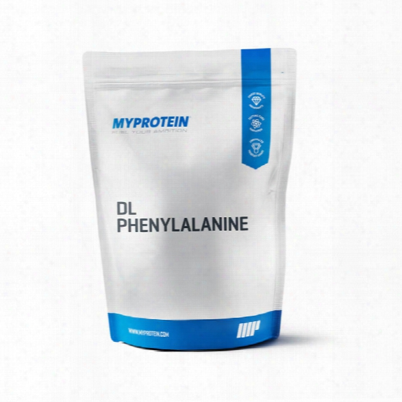 Dl Phenylalanine - Unflavoured - 0.5lb