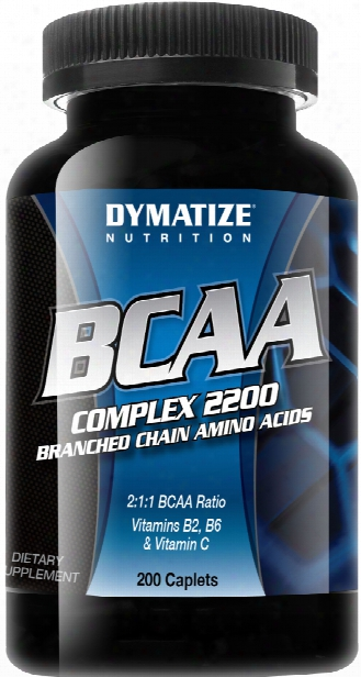 Dymatize Bcaa Complex 2200 - 200 Capsules