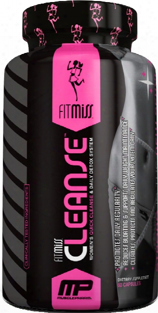 Fitmiss Cleanse - 60 Capsules