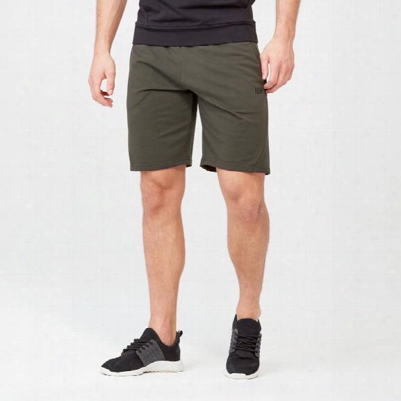 Form Shorts - Khaki - Xs