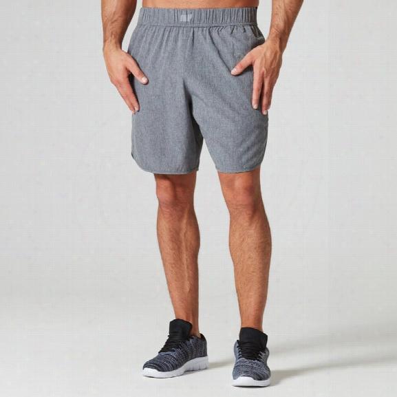 Glide Shorts - Charcoal - L