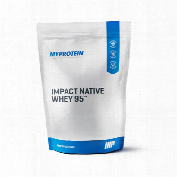 Impact Native Whey 95 - Unflavored - 2.2lb
