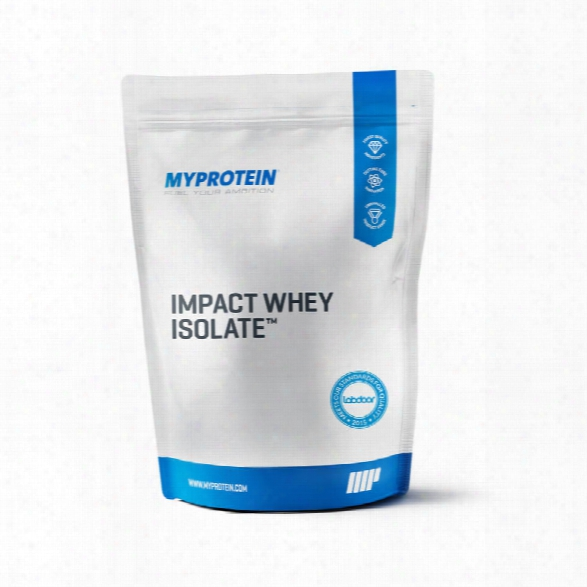 Impact Whey Isolate - Chocolate Smooth - 11lb