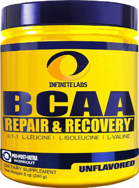 Infinite Labs Bcaa Powder - 240g
