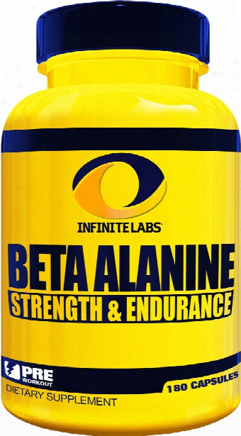 Infinite Labs Beta Alanine - 180 Capsules