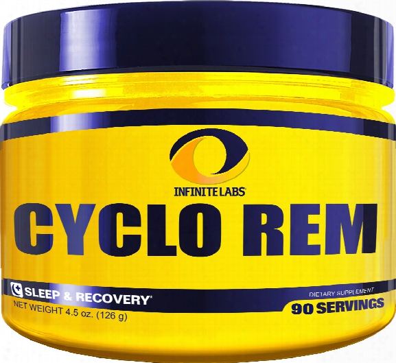 Infinite Labs Cyclo Rem Gf - 90 Servings Unflavored