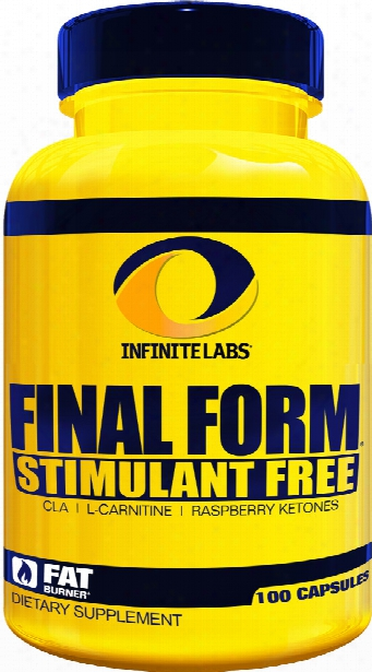 Infinite Labs Final Form - 100 Capsules