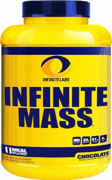 Infinite Labs Infinite Mass - 6.3lbs Chocolate
