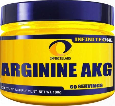 Infinite Labs Infinite One Arginine Akg - 60 Servings