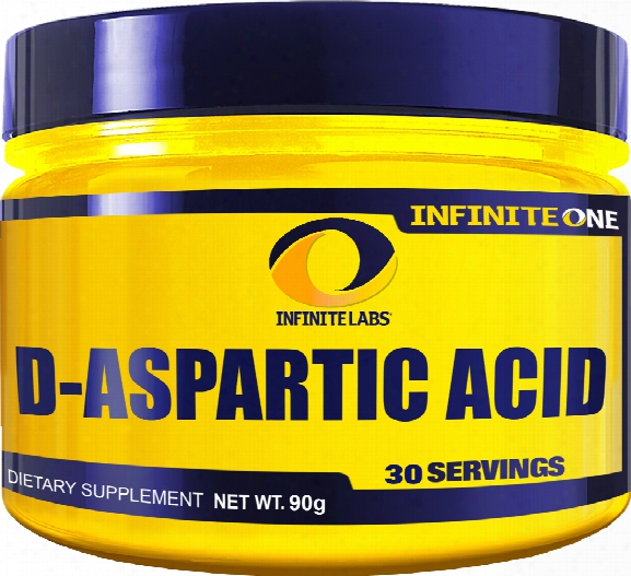 Infinite Labs Infinite One D-aspartic Acid - 30 Servings
