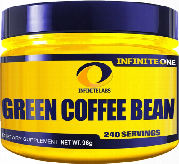 Infinite Labs Infinite One Green Coffee Bean - 240 Servings
