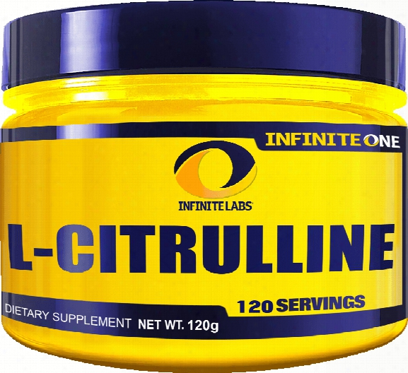 Infinite Labs Infinite One L-citrulline - 120 Servings