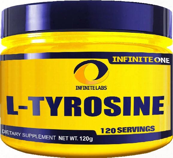 Infinite Labs Infinite One L-tyrosine - 120 Servings