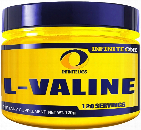 Infinite Labs Infinite One L-valine - 120 Servings