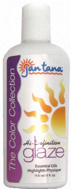 Jan Tana Hi-definition Glaze - 4 Fl Oz