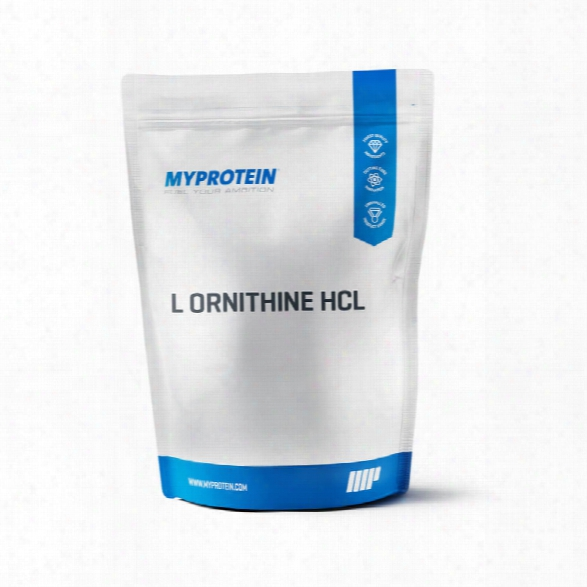 L Ornithine Hcl - Unflavoured - 1.1lb