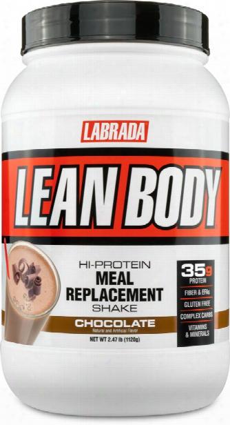 Labrada Nutrition Lean Body Mrp - 2.47lbs Chocolate