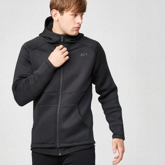 Luxe Classic Sports Jacket - Black - S