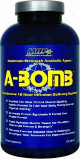 Mhp A-bomb - 224 Table Ts