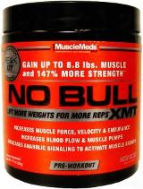 Musclemeds N.o. Bull Xmt - 20 Servings Fruit Punch