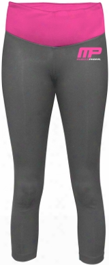 Musclepharm Sportswear Yoga Pants - Large Grey