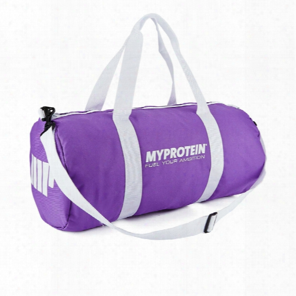 Myprotein Barrel Bag - Purple