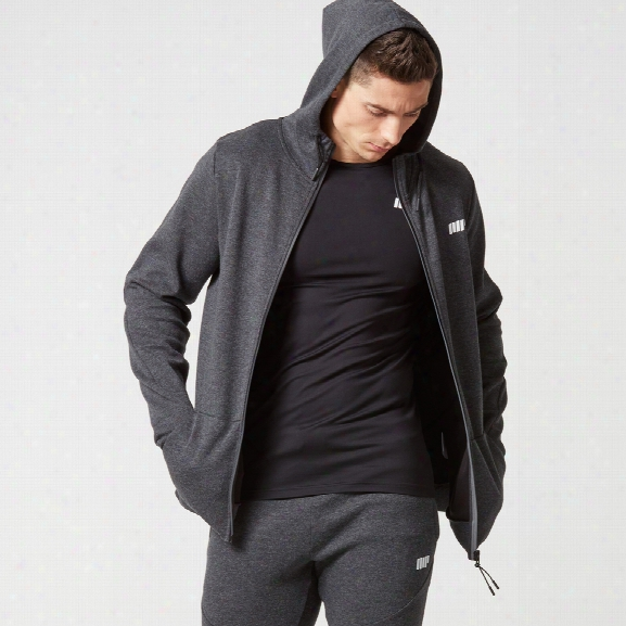 Myprotein Men's Tech Hoody - Charcoal - M