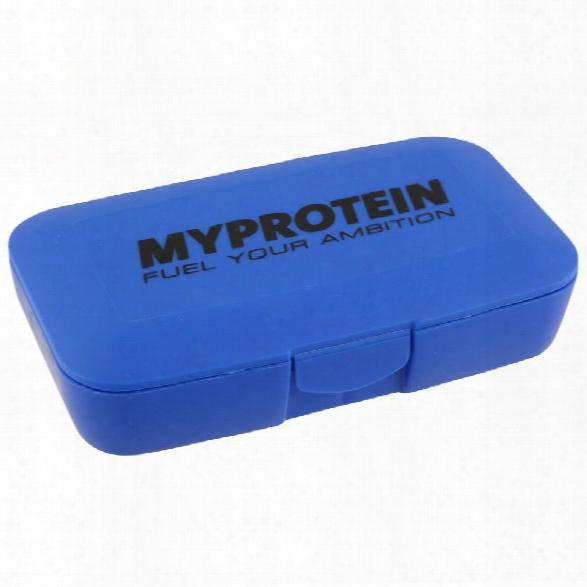 Myprotein Pill Box