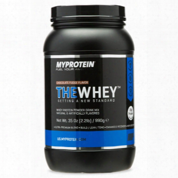 Mywhey - Chocolate Fudge - 2.0 Ib (usa)