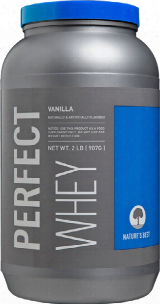 Nature's Best Perfect Whey - 5lbs Vanilla