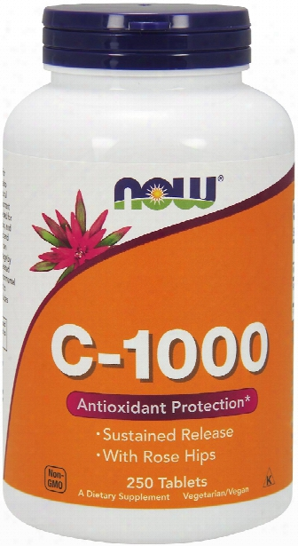 Now Foods C-1000 Vitamin C - 250 Capsules