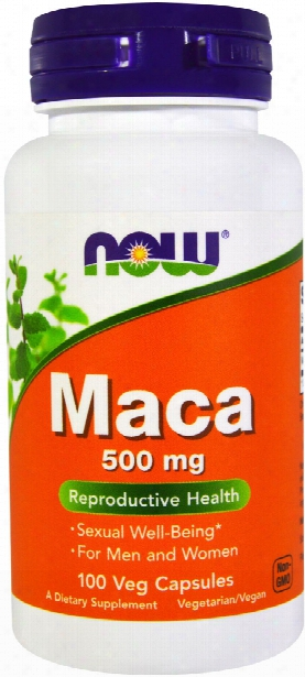 Now Foods Maca - 100 Capsules